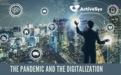 The Pandemic and the Digitalization