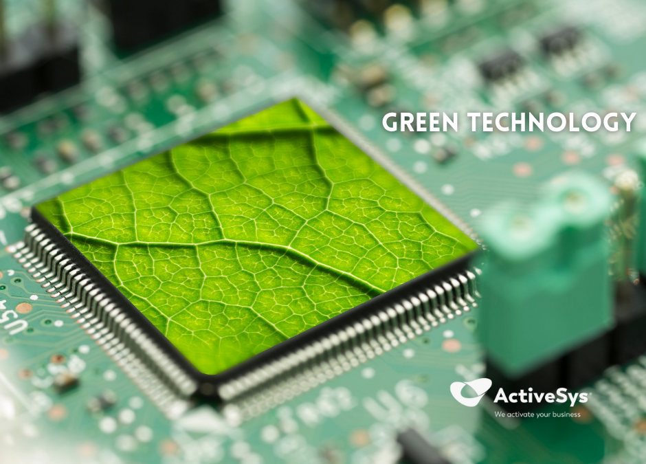 The Effect of Sustainability on Technology